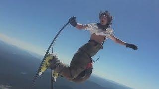 Amazing Ski Stunts 2018
