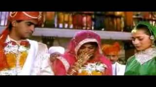 getlinkyoutube.com-Babul Jo tumane Sikhaya - Bidai Song - Hum Aapake hain Kaun - SEO Soha