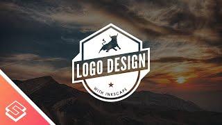 getlinkyoutube.com-Inkscape Tutorial: Design a Logo