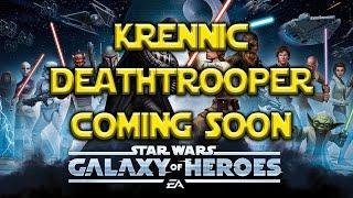 getlinkyoutube.com-Star Wars: Galaxy Of Heroes - Krennic And Deathtrooper Coming Soon