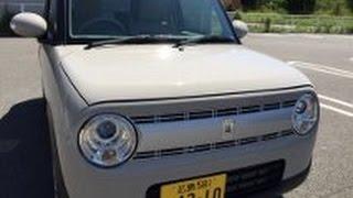 getlinkyoutube.com-SUZUKI 新型軽LAPIN『ラパン』丸み帯びたデザインになりました!