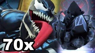 getlinkyoutube.com-Marvel: Contest of Champions - 70x VENOM CRYSTALS RATES