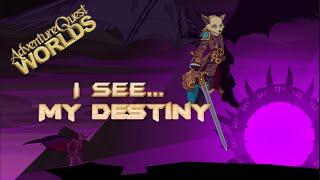 "getlinkyoutube.com-AQWorlds - ""I see...My Destiny..."" Chaos Saga Finale Cutscene 4/4"