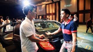 getlinkyoutube.com-live! : เปิดตัวอลังการ 11 ล้าน Benz S-Class ใหม่