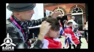 Barbers Of Modern Britain @ Pro Hair Live 2014