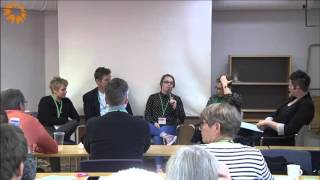 Välkomna till Kulturforum 2015 - Panelsamtal