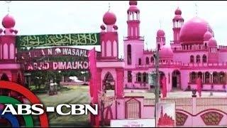 getlinkyoutube.com-Pink mosque to open in Maguindanao
