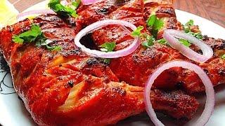 getlinkyoutube.com-Tandoori Chicken Recipe Pakistani - Tandoori Chicken BBQ 3 Steps  by (HUMA IN THE KITCHEN)