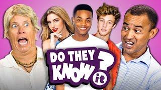 getlinkyoutube.com-DO PARENTS KNOW VINE STARS? (REACT: Do They Know It?)
