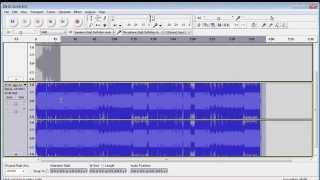 getlinkyoutube.com-Tutorial Menggabungkan dan Memotong Lagu Audacity