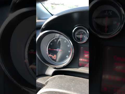 Opel Astra J 1.4 turbo, автомат