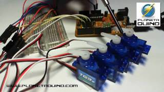 getlinkyoutube.com-Arduino : Controlar Multiples Servos