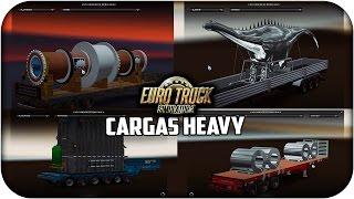 getlinkyoutube.com-MEGA TRAILERS PACK | Extra pesadas | Euro truck simulator 2 | 1.15 -- 1.16
