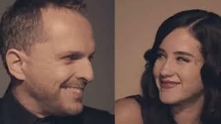 getlinkyoutube.com-Miguel Bosé & Ximena Sariñana - Aire Soy (Videoclip oficial)