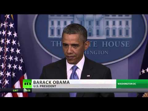 Obama forced to speak on Gitmo hunger strike