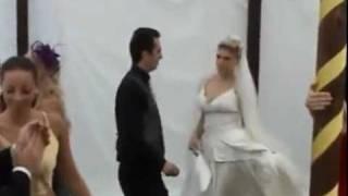 getlinkyoutube.com-Drunk Woman At Wedding