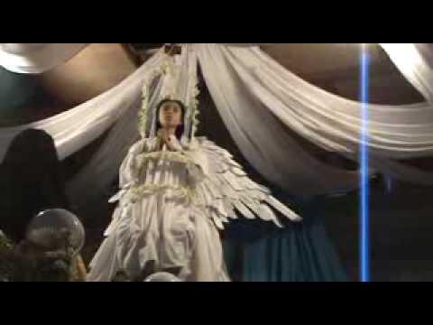 Salubong 2009 St Peter of Verona Parish Hermosa, Bataan 2009 04 12 09 20 09