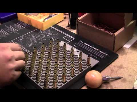 Reloading 5.56x45/.223 Remington Part IV