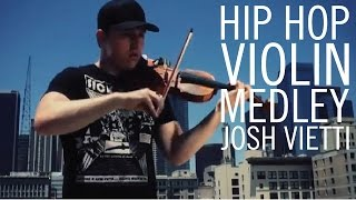 "getlinkyoutube.com-Josh Vietti - ""Hip Hop Violin Medley"""