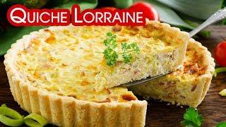 getlinkyoutube.com-Quiche Lorraine, la receta favorita del director Alfred Hitchcock