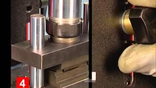 getlinkyoutube.com-Гидравлический пробивной пресс NARGESA MX340G