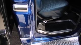 getlinkyoutube.com-1977 Ford f-250 crew cab on 2008 Dodge 3500 6.7 Cummins frame for sale
