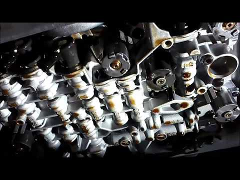 Ssangyong Automatic Transmission DSI-6 M78 6Speed TCC Shudder Repair Filter Service & Fluid change