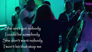 Una Rams - Nobody (Lyrics/ Lyric Video) width=