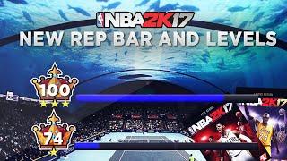 getlinkyoutube.com-NBA 2K17 NEW REP BAR AND LEVELS | UNDERWATER MyPARK