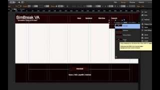 getlinkyoutube.com-Adobe Muse - Submenu - Sub Menu - Drop Down Menu - Navigation Part 1
