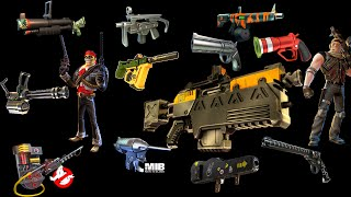 Respawnables Top 10 Weapons-September 2015