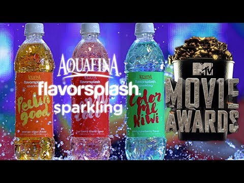 Make a Splash with the MTV Movie Awards and FlavorSplash!