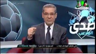 getlinkyoutube.com-#صدى_الملاعب # تقرير أكثر من رائع  عن مباراة الجزائر وفلسطين