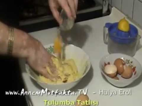 Tulumba Tatlısının Tarifi - Saray Mutfağı