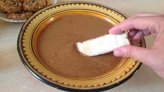getlinkyoutube.com-Amlou  Moroccan Almonds Dip -  املو  بطريقة سهلة ومبسطة جدا وناجح مئة في المئة
