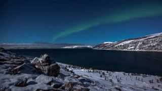 The Polar Night in 4k