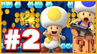 getlinkyoutube.com-EPIC 10 MARIO CHALLENGE! - Super Mario Maker - Super Mario Maker Gameplay Walkthrough Part 2 (Wii U)