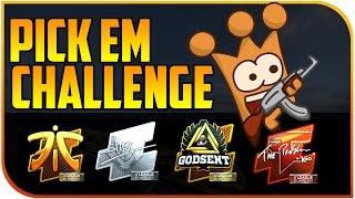 getlinkyoutube.com-CS:GO Atlanta 2017 Pick em Challenge Gruppenphase !