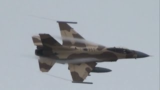 getlinkyoutube.com-Moroccan F-16 in action 2014 |HD|