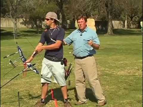 Advanced Archery - Coach Lloyd Brown - 37 Minute Instructional Video