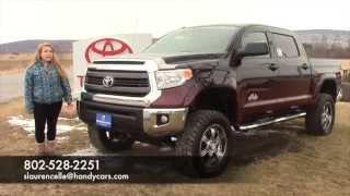 getlinkyoutube.com-2015 Toyota Tundra SR5 Rocky Ridge Altitude for Lee from Samantha
