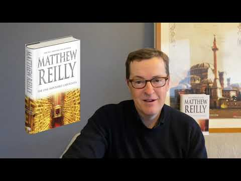 The One Impossible Labyrinth by Matthew Reilly