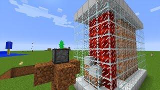 getlinkyoutube.com-Industrielle Maschinen in Minecraft Vanilla! - Minecraft 1.8 Creation (Command)