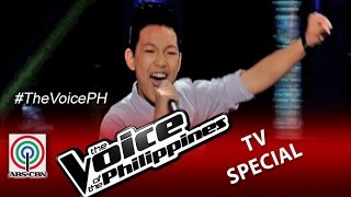 getlinkyoutube.com-Darren's Blind Audition on The Voice of the Philippines Season 2