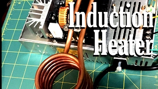 1000W Induction Heater:  Overview, Mistakes and Lessons