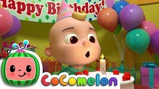 Happy Birthday Song | Nursery Rhymes & Kids Songs - ABCkidTV width=