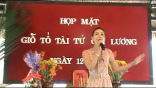 getlinkyoutube.com-Giỗ tổ sân khấu tài tử cải lương ngày 12-08 AL (2012) - Thắp hương cúng Tổ