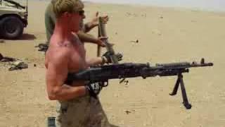 Machine Gun Man