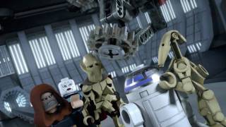 getlinkyoutube.com-LEGO Star Wars: The Quest for R2-D2