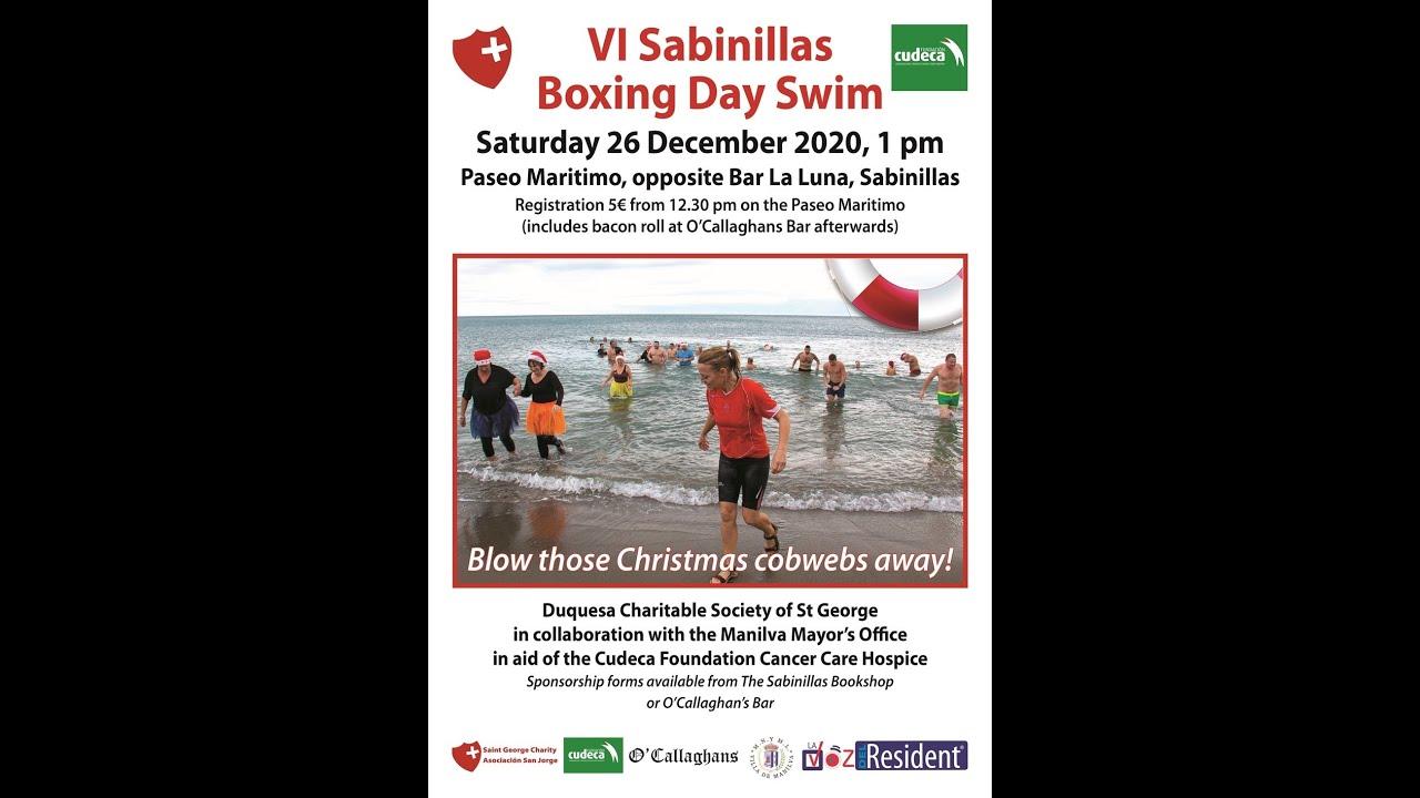 El sábado se celebra la solidaria Sabinillas Boxing Day